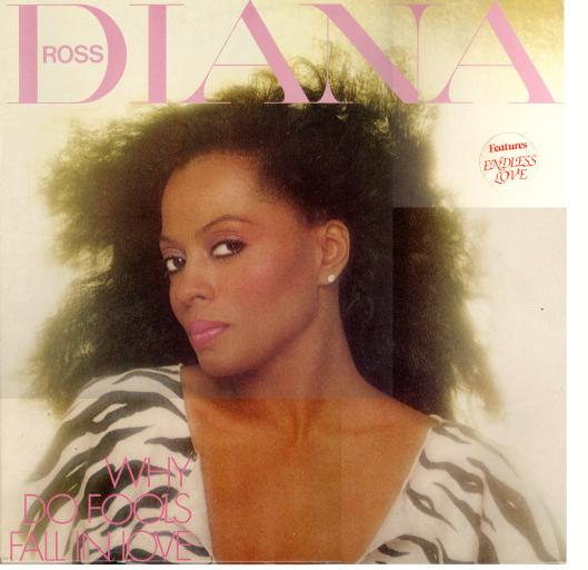 Diana Ross 80s Why do fools fall in love